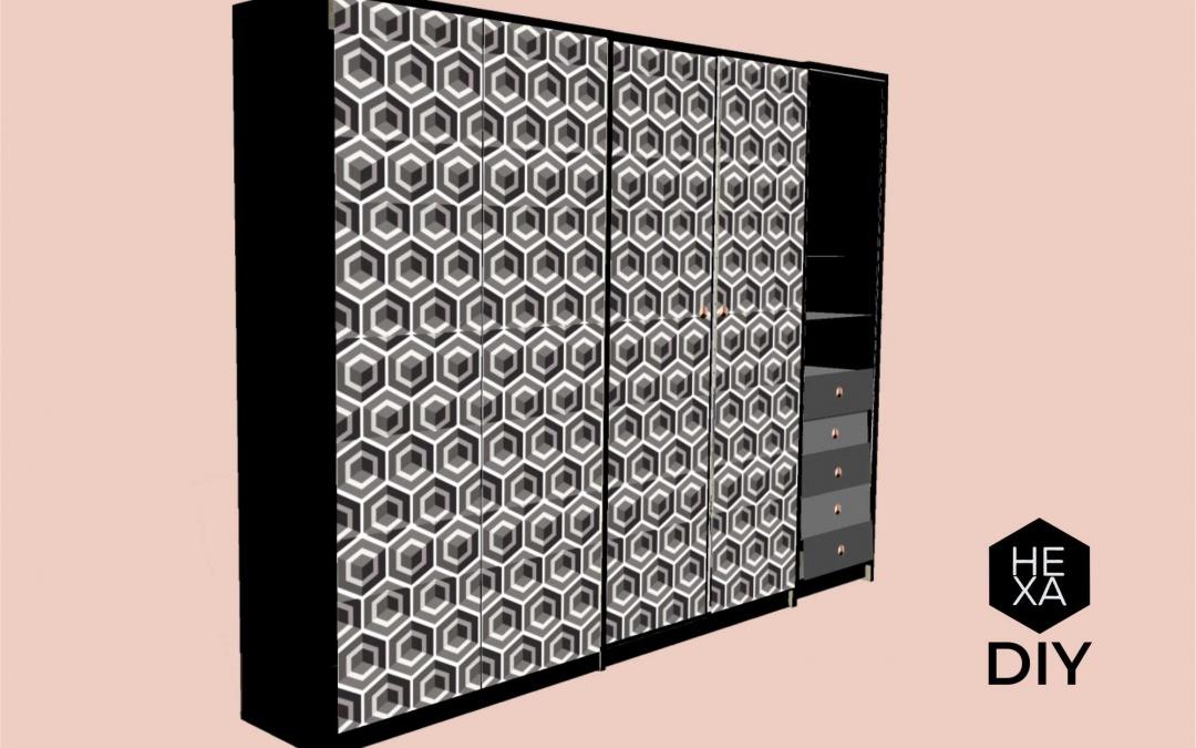 Hexa nadgradnja stare omare